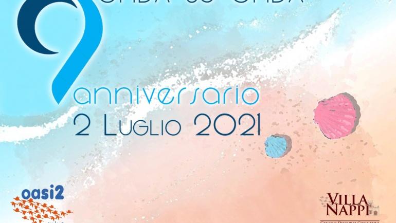 """""""Tutti al mare!"""" per il nono anniversario di Villa Nappi"""