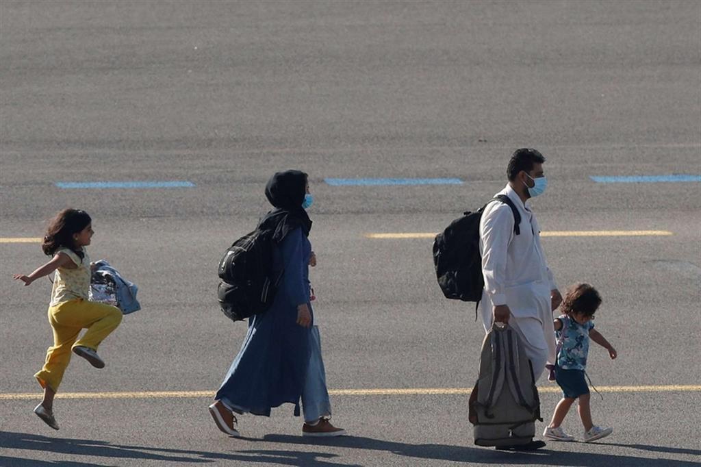 Profughi afghani, l'appello di Europasilo: «Riattivare subito il Sistema SAI»