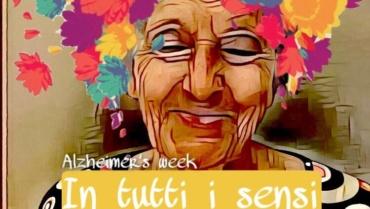 """A Villa Nappi Settimana dell'Alzheimer """"In tutti i sensi"""""""